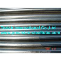 China Precision Steel Tube DIN2391 St35 , St37 , St52 Galvanized Steel Tube for Hydraulic Fitting Hoses on sale