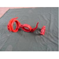 China Snap Type Casting Concrete Pump Clamp High Performance Fine Workship on sale