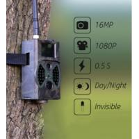 Quality HC - 350G 16MP Outdoor 3G Trail Camera , Wild Game Hunting Motion Camera 1920*1080P for sale