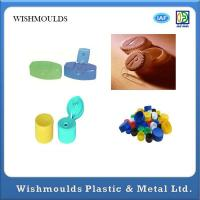 Buy cheap Customized Injection Mould Plastic Molding Caps For Bottle / Bucket Spout Cap product