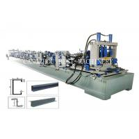 Quality Galvanized Steel C/Z Purlin Roll Forming Machine Automatically With Pre - Cutting for sale