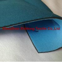 Quality Customized CR neoprene lamination with durable Lycra fabric for sale
