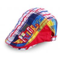 Quality Korean version of the spring and summer new children's sun hat clam stitching berets cap for sale