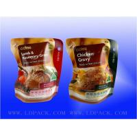 Quality Beverage Pouches Retort Pouch Packaging , Food Retail Packaging for sale