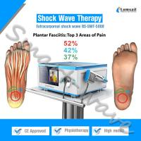 China Pain Relief Air Compressor ESWT Shockwave Therapy Machine With FDA Certification on sale