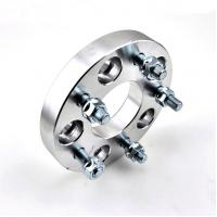 Quality Forged and Silver Aluminum 4X100 Wheel Spacers Adapters for Car for sale