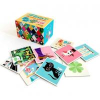 China Disposable Custom Card Printing Children Game Playing Cards UV Varnish on sale