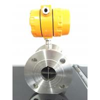 Quality Chemical Industry Wide Range Pulse Output Turbine Flow Meter For Air for sale