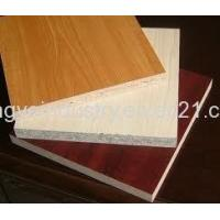 Quality Melamine Chipboard Supplier From Rongye Industry for sale