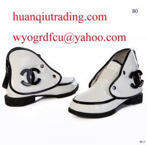 China Wholesale Fashionable Lady's C-hanel real leather shoe,Hotest womens designer leather shoe on sale