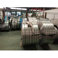 Quality Hot Rolled 304 / 1.4301 Stainless Steel Metal Strips 3MM Thickness NO.1 Finishing for sale