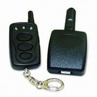 Quality Pager/Transmitter for Car Security System, with 433.92MHz Frequency for sale