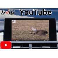 Buy Android 6.0 Video Interface for Lexus NX 200t 2012-2017 with Touchpad Control GPS Navigator LVDS Video Signal Input at wholesale prices
