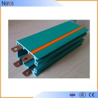 Quality Copper Conductor Rails , Overhead Crane Electrification System for sale