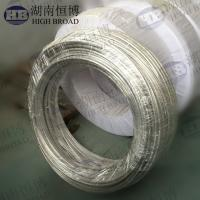Quality Sacrificial Anode Zinc Ribbon Zinc Anode For Above / under Ground Storage Tanks Pipes for sale