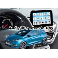 Easy Installation Android Auto Interface for Ford Fiesta in Original Stypl