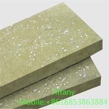 China Waterproof Rock Wool Cheap Price Fireproof Insulation Board 150kg/m3 on sale