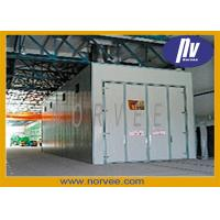 Quality Ceramic / Steel Shot Sand Blast Room For Automobiles / Tractors for sale