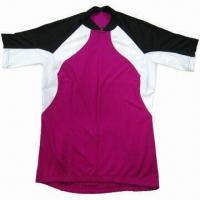 Quality Bright-colored Cycling Suit, OEM and ODM Orders Welcomed for sale