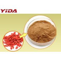 Quality Wolfberry Sex Steroid Hormones Goji Berry Extract Powder Reduce Cholesterol for sale