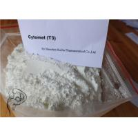 Buy cheap White Fat Burners Supplements Sodium L-Triiodothyronine T3 for weight Loss product