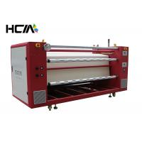 Quality Professional Roll To Roll Sublimation Heat Transfer Machine For Bedding for sale