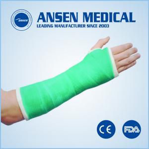 China OEM manufacturer casting crepe bandage wholesalers Orthopedic Casting Tape on sale