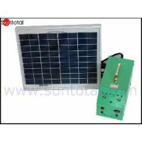 Buy cheap Sun Energy Solar Power Station 10W (STS010) from wholesalers