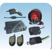Quality FM two way car alarm system with engine starter for sale