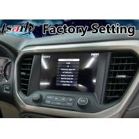 Buy Android 6.0 GPS Navigation Box for 2014-2018 GMC Acadia built in WIFI Mirrorlink at wholesale prices