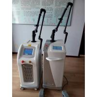Buy cheap Vertical 1064nm 532nm Q Switched Laser Tattoo Removal beauty salon equipment product