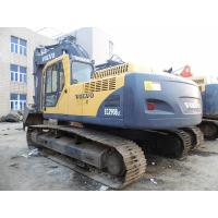 Quality 2010 Year Second Hand Excavators , Used Volvo Excavator EC290BLC Volvo D7D Engine for sale