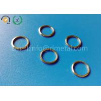 Quality Aluminum Ring Flat Gasket Washer CNC Machining Home Appliance Parts For Window for sale