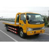 Buy cheap Durable Occasion Recovery Wrecker Tow Truck With 3 Ton , Boom And Lifting from wholesalers