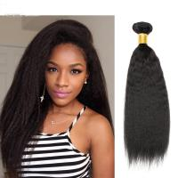 Buy 10-30 Inch Deep Wave Human Hair Weave , 9A Grade Deep Body Wave Peruvian Hair  at wholesale prices