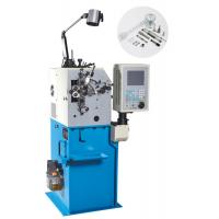 Quality 2 Axis Second Hand CNC Wire Diameter 0.1-0.8mm Furniture Spring Machine for sale
