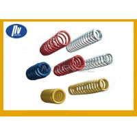 Carbon Steel Compression Coil Springs , Black Heavy Duty Compression Springs