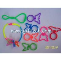 Buy cheap Silicone Bracelets Wristband Necklace from wholesalers