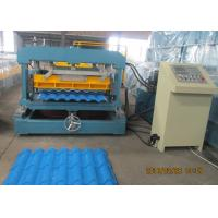 Quality Forming Speed 15m/Min Steel Roll Forming Machinery 380V 3 Phase 50HZ for sale