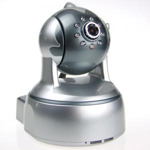 Quality Indoor CCTV IP Dome Camera / CCTV IR Network Dome Camera for sale