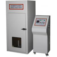China Battery Impact Tester  Battery Safety Testing Equipment UN38.3 IEC 62133 UL 2054 UL 1642 on sale