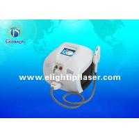 Portable Multifunctional E Light IPL RF Hair Removal Equipment At Home Non Invasive