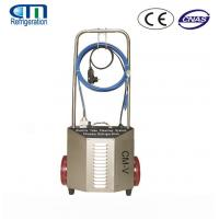 China Trolley Condensers Tube Cleaning Machine , 1/4'' - 1'' Chiller Tube Cleaning Equipment on sale