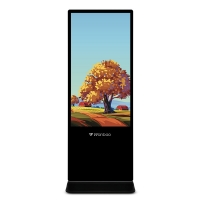Quality 43''Android Advertising Digital Signage Media Player Floor Standing Digital Signage Advertising for sale