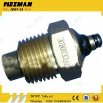 Quality original Temperature Sensor, 30B0033, liugong spare parts  for liugong wheel loader for sale