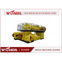 Clay Automatic Brick Making Machine Brick Extruder Machine JZK 60 / 60 - 4.0