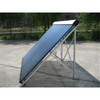 China High Efficiency Solar Flat Plate Collectors With Heat Pipe , Heat Transfer Performance on sale
