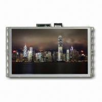 Quality 10.1-inch TFT LCD Multimedia Player for Advertising, with 400:1 Contrast Ratio for sale