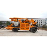 Quality 25m3/H CNBM 15m Shotcrete Robot Underground Concrete Sprayer for sale