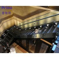 China Frameless Blacony Glass Railing Standoff Hardware for Indoor Stairs on sale